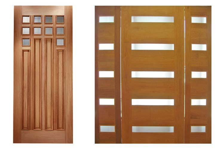 Image gallery puertas - Disenos puertas de madera exterior ...