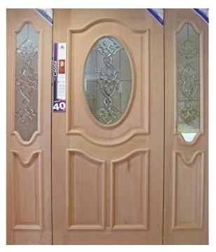 Puvesa puertas for Modelos de puertas de madera para frente
